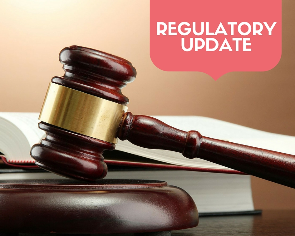 EPA Regulatory Update
